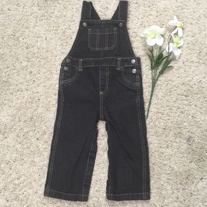 Baby Boys Jean Overalls Size 24 Months Carter's